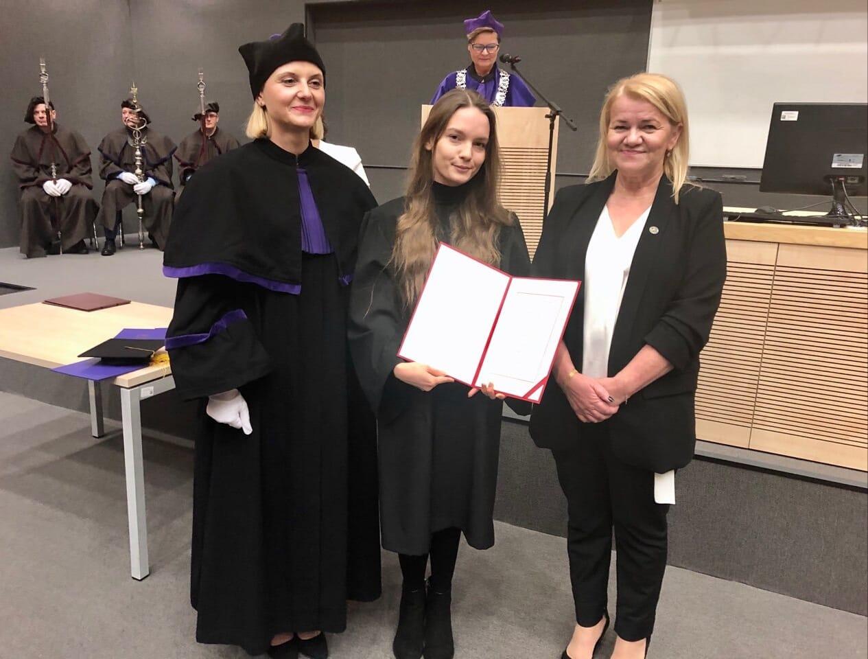 W dniu 8 listopada 2019 r. odbyło się Dyplomatorium absolwentów analityki medycznej Uniwersytetu Medycznego we Wrocławiu.