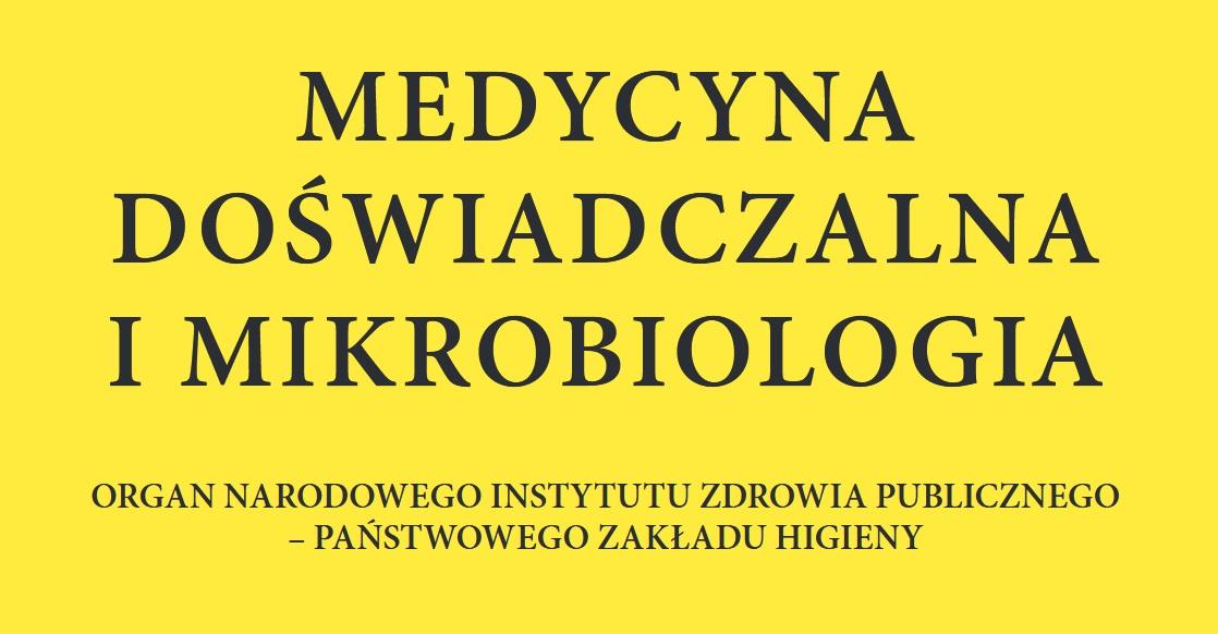 """Zachęcamy Państwa do pisania artykułów do pisma """"Medycyna Doświadczalna i Mikrobiologia"""" i tu ważna informacja - za artykułu przyznawane są punkty edukacyjne."""