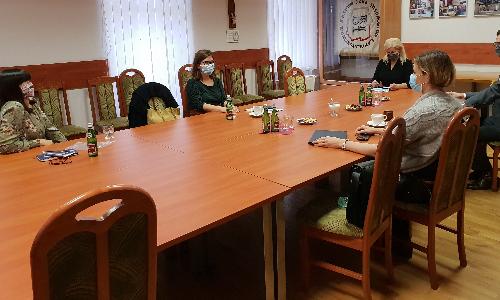1 października 2020 r. w siedzibie KIDL Prezes Krajowej Rady Diagnostów Laboratoryjnych spotkała się z przedstawicielami związków zawodowych reprezentującymi diagnostów laboratoryjnych.