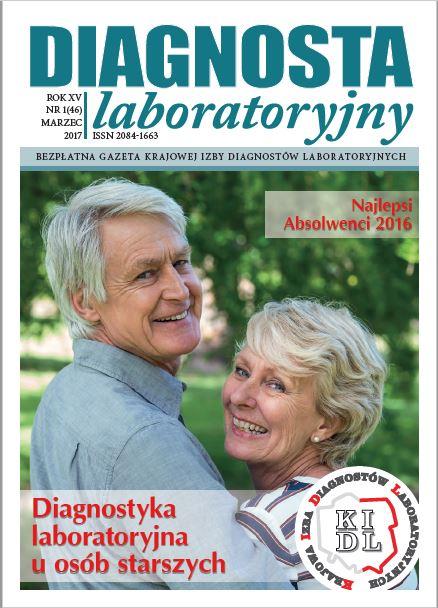 Diagnosta Laboratoryjny -  Rok XIV, numer 1 (46), marzec 2017