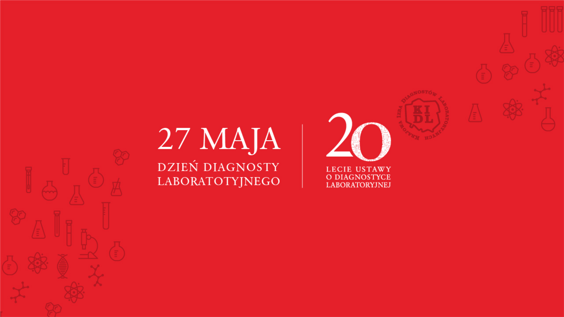 Z okazji Dnia Diagnosty Laboratoryjnego składamy wszystkim Diagnostom Laboratoryjnym i Pracownikom medycznych laboratoriów diagnostycznych najlesze życzenia.