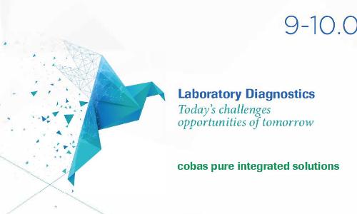 """Serdeczenie zapraszamy na konferencję """"Laboratory Diagnostics Today's challenges opportunities of tomorrow"""". Diagności Laboratoryjni, którzy zdadzą test otrzymają 7 punktów edukacyjnych."""