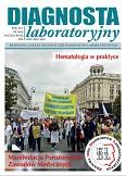 Diagnosta Laboratoryjny -  Rok XIV, numer 3 (44), październik 2016