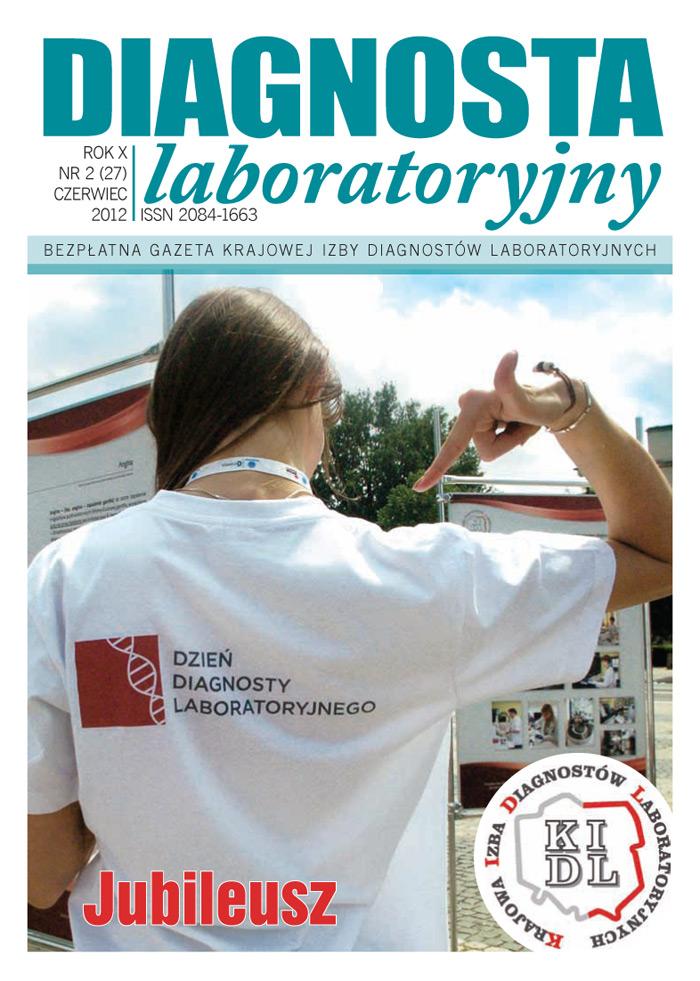 Diagnosta Laboratoryjny - Rok 10, Numer 2 (27) - czerwiec 2012 r.